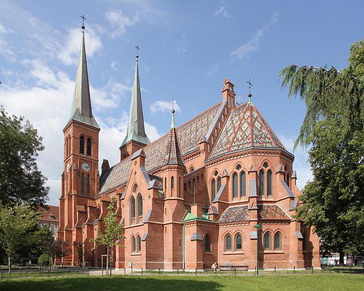 Brigittakirche Wien 20 Bezirk Brigittenau
