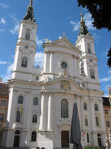 Zahnarzt Wien 8 Piaristenkirche Maria Treu in Wien