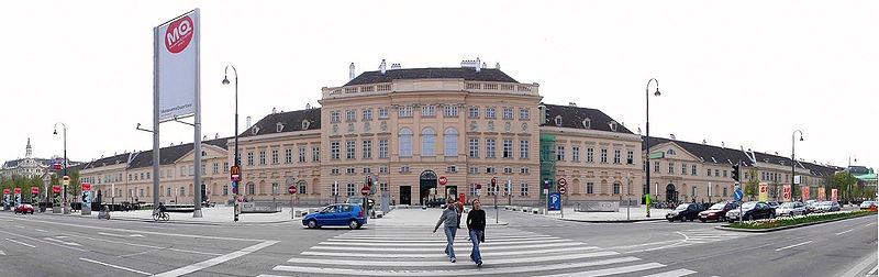 Zahnarzt Wien 7. Museumsquartier