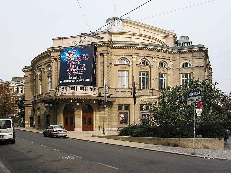 Zahnarzt Wien Mariahilf Raimund Theater