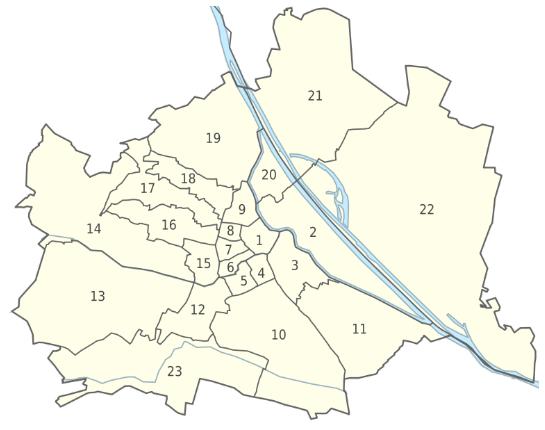 Zahnarzt Wien Bezirke