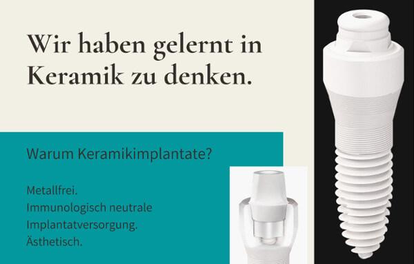 Zirkon Implantat