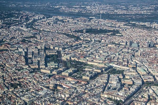 Bezirke Wien